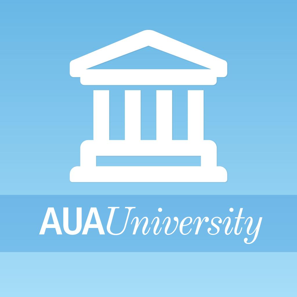 aua university logo